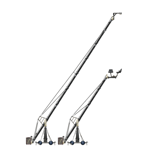 Cranes & Jibs / Remote & Stabilized Heads